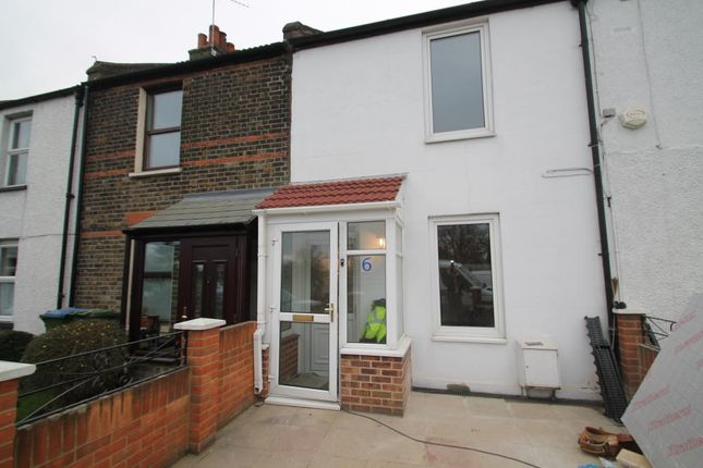 Thumbnail Terraced house to rent in Kings Highway, Plumstead