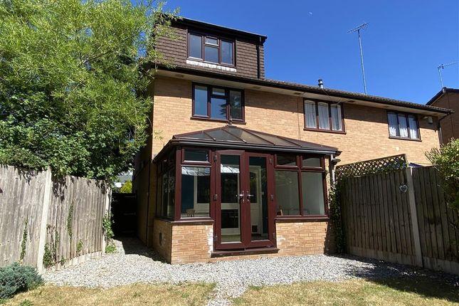 Thumbnail Property to rent in Blakebrook Gardens, Kidderminster
