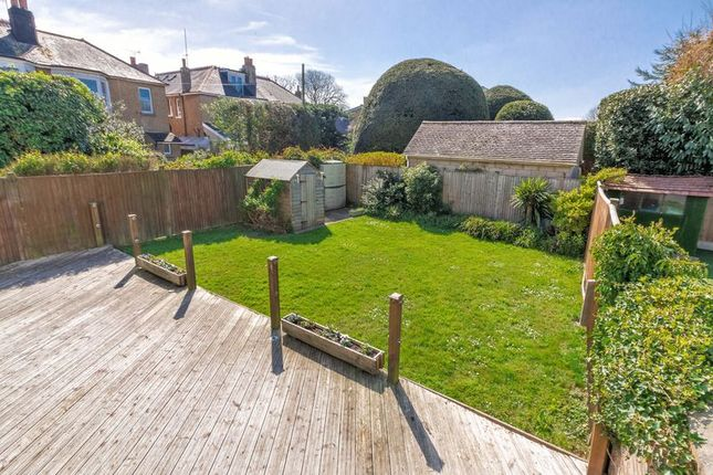 Garden of St. Georges Road, Worthing BN11