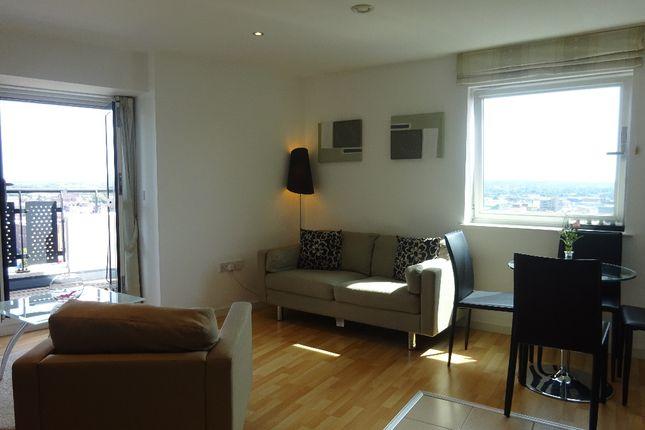 Thumbnail Flat to rent in Masshouse Plaza, City Centre, Birmingham