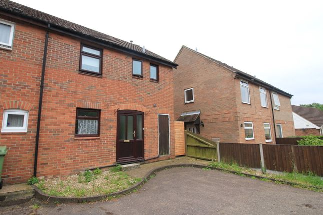 Thumbnail Flat to rent in Harry Barber Close, Norwich