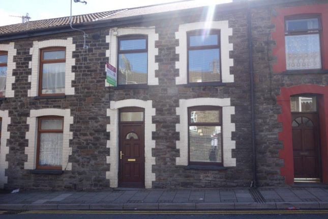 Thumbnail Terraced house to rent in High Street, Porth