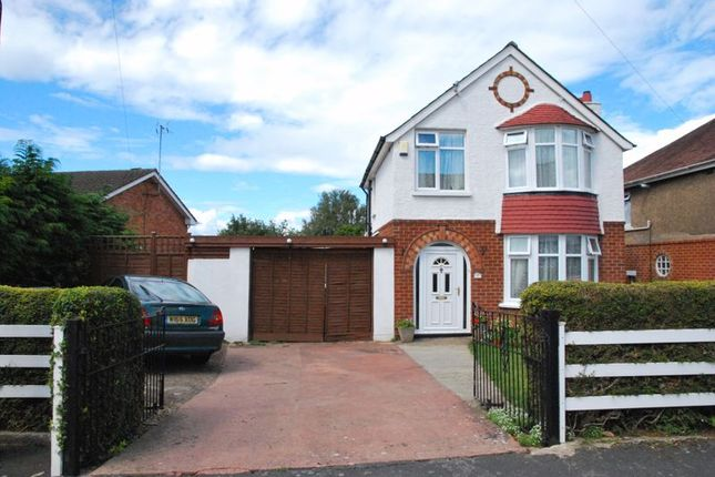 Thumbnail Detached house for sale in Marlborough Road, Gloucester