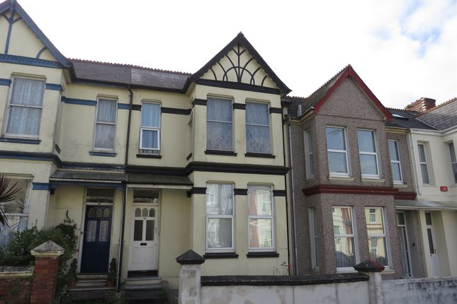 Thumbnail Flat for sale in Chestnut Road, Peverell, Plymouth