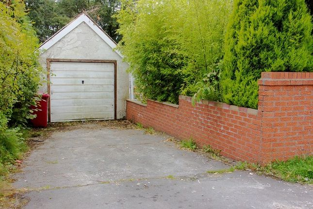 Garage of Newtown, Ammanford, Carmarthenshire. SA18