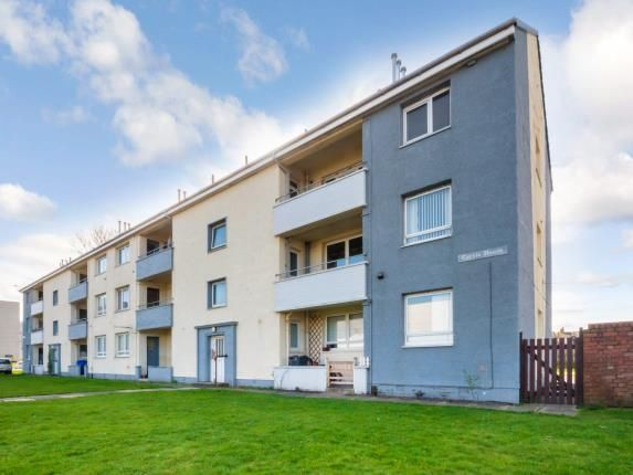Thumbnail Flat for sale in Corrie House, Arran Park, Prestwick, South Ayrshire