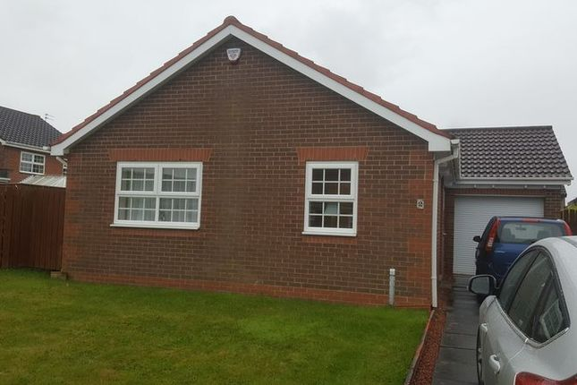 Thumbnail Detached bungalow to rent in Low Haugh, Ponteland, Newcastle Upon Tyne