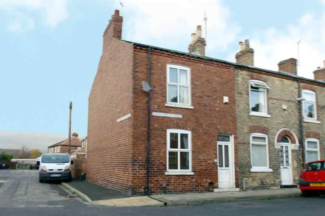 Thumbnail End terrace house to rent in Hanover Street West, York