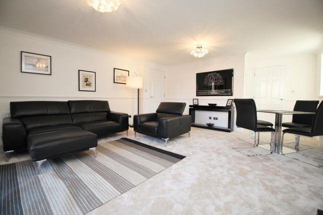 Thumbnail Flat to rent in Caversham Wharf, Waterman Place, Reading, Berkshire