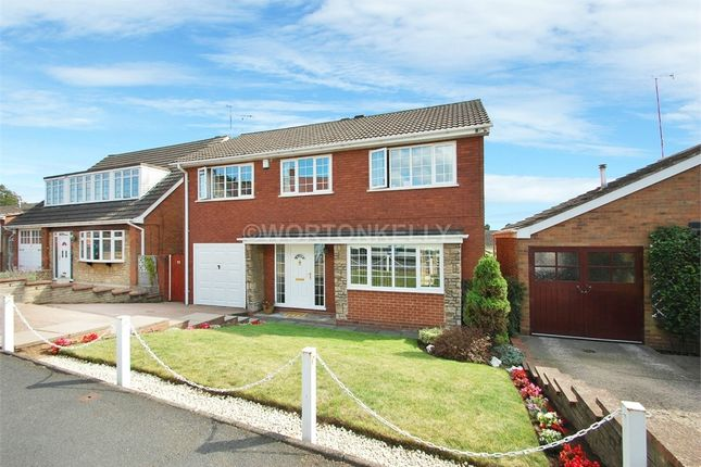 Thumbnail Detached house for sale in Pennyhill Lane, West Bromwich, West Midlands