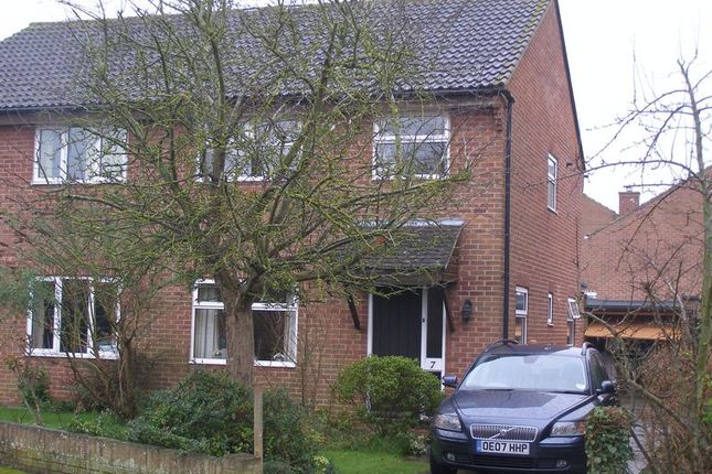 Thumbnail Semi-detached house to rent in Charney Avenue, Abingdon