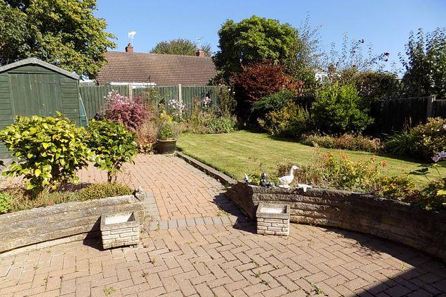Garden of Marlpit Lane, Denstone, Staffs ST14