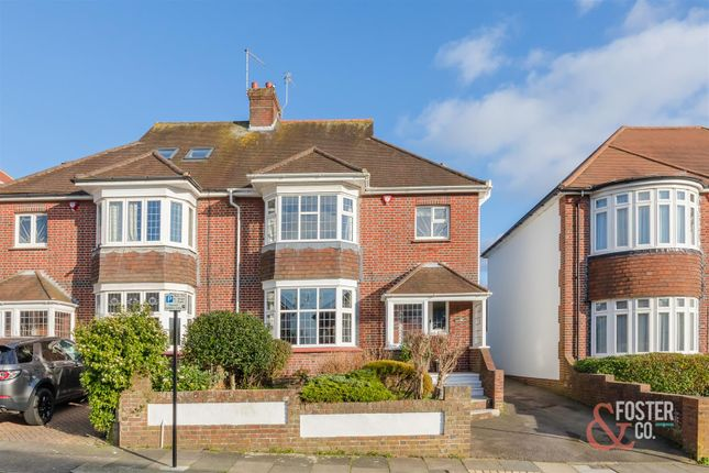 Thumbnail Property for sale in Hove Park Way, Hove
