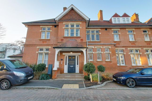 Thumbnail Flat for sale in Wildcary Lane, Harold Wood