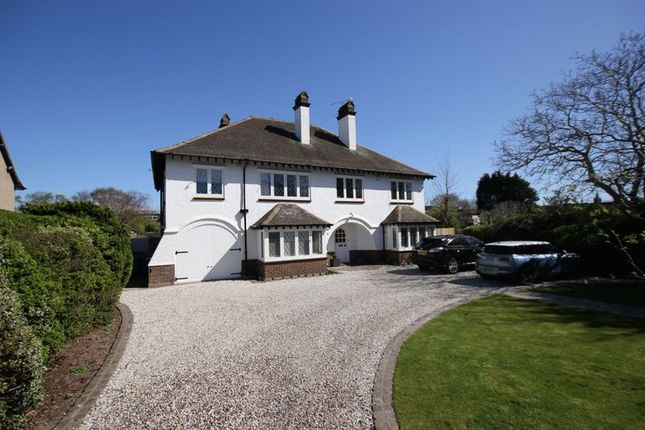 5 bed detached house for sale in Meols Drive, West Kirby, Wirral