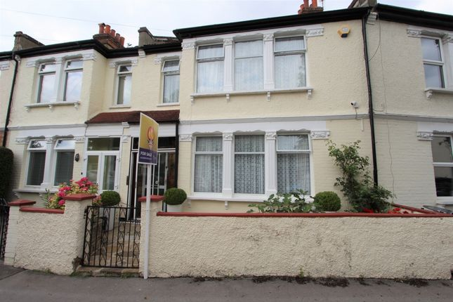 Thumbnail Terraced house for sale in Capri Road, Addiscombe