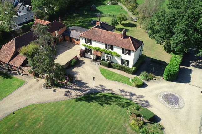 Thumbnail Detached house for sale in Broadley House, Common Road, Broadley Common, Essex
