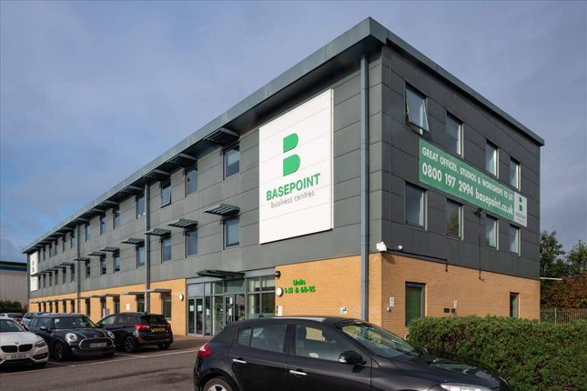 Office to let in Yeoford Way, Marsh Barton Trading Estate, Exeter