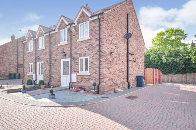 3 bed semi-detached house for sale in Sycamore Crescent, Chatteris PE16