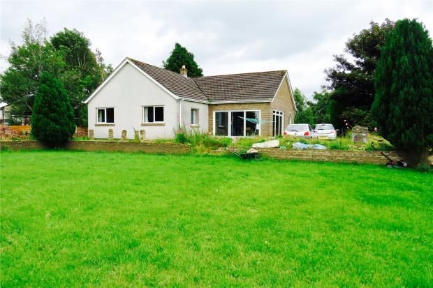 Thumbnail Detached bungalow for sale in Horizon, Capon Tree Road, Brampton, Carlisle