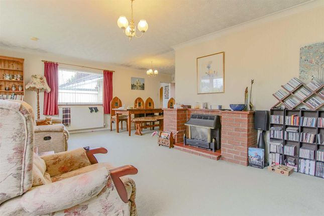 Thumbnail Detached bungalow for sale in Whitewell Road, Accrington