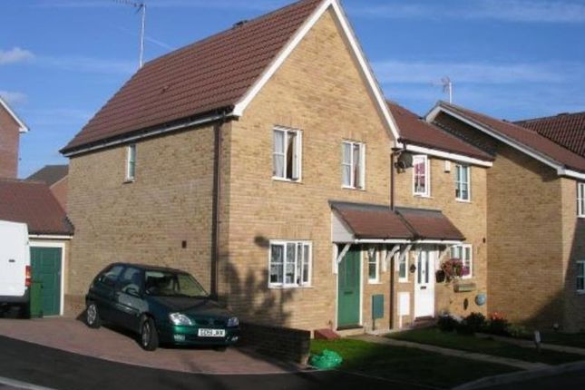 Thumbnail Semi-detached house to rent in Gascoyne Close, Bearsted, Maidstone, Kent