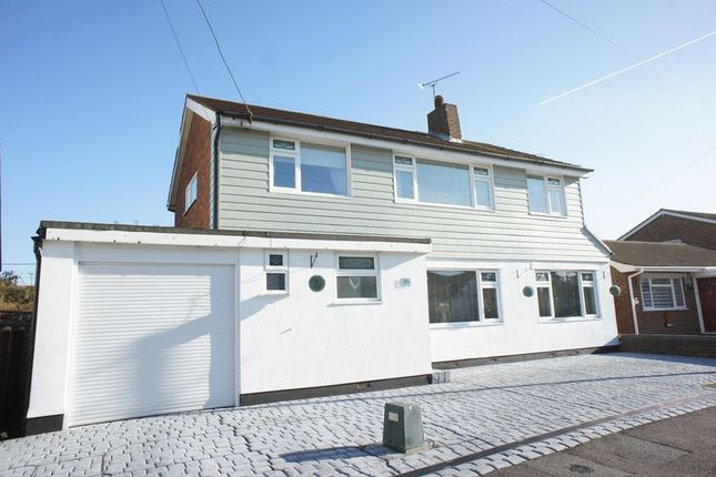 Thumbnail Detached house for sale in Bardenville Road, Canvey Island