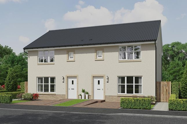 """3 bed end terrace house for sale in """"Cairnhill"""" at Earl Matthew Avenue, Arbroath DD11"""