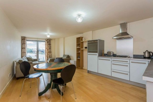 Thumbnail Flat for sale in 308 Clyde Street, Glasgow