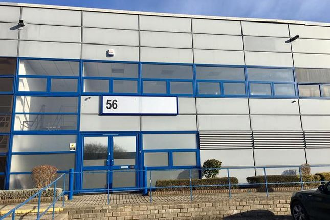Thumbnail Light industrial to let in 56 Tanners Drive, Blakelands Industrial Estate, Milton Keynes