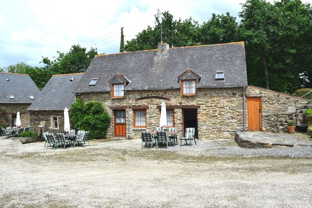 Thumbnail Detached house for sale in 22530 Saint-Connec, Côtes-D'armor, Brittany, France