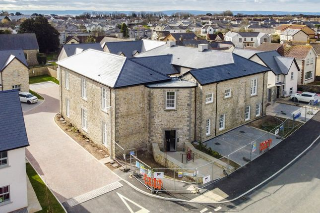 Thumbnail Flat for sale in Rectory Drive, St. Athan, Barry