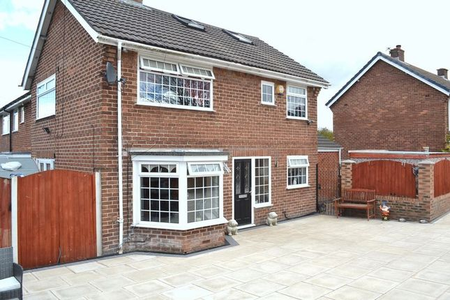 Thumbnail Semi-detached house to rent in Station Road, Melling, Liverpool