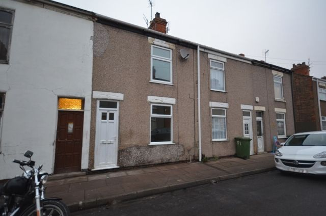 Thumbnail Terraced house to rent in Julian Street, Grimsby