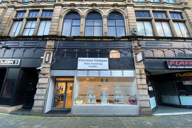 Thumbnail Retail premises for sale in Hammerton Street, Burnley