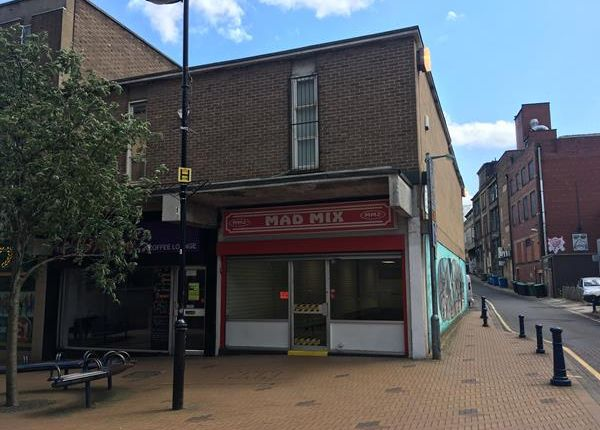 Thumbnail Retail premises to let in 7 Albert Street, Barnsley