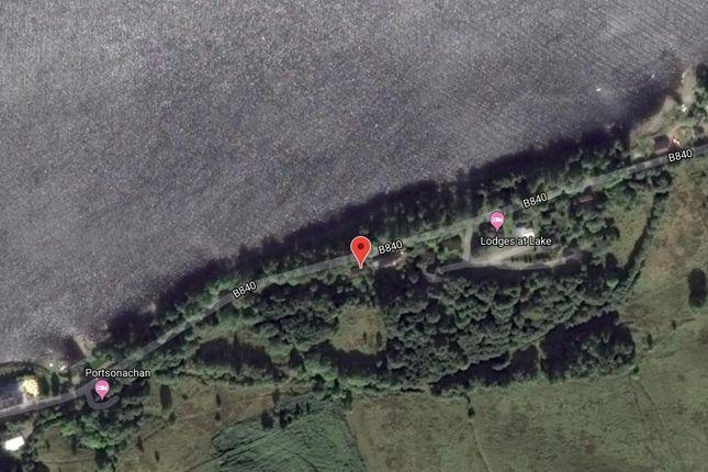 Semi-detached bungalow for sale in Glenfraoch East Loch Awe, Portsonachan