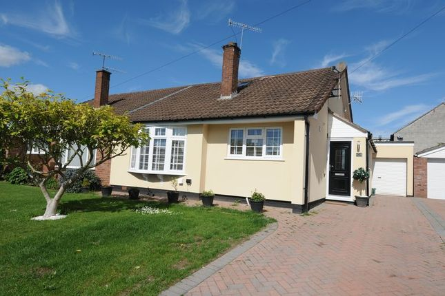 Thumbnail Bungalow for sale in Bridge Farm Close, Whitchurch, Bristol