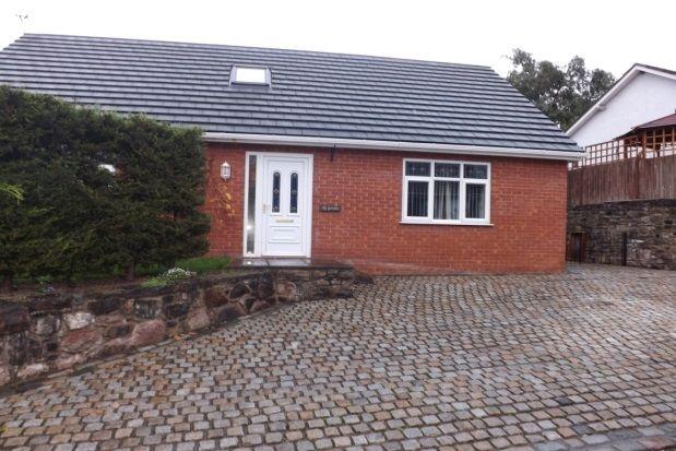 Thumbnail Detached house to rent in Llandyrnog, Denbigh