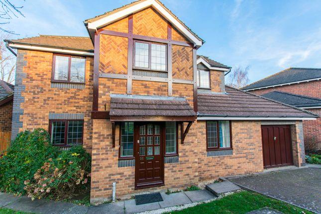 Thumbnail Detached house to rent in Redgrove Park, Cheltenham