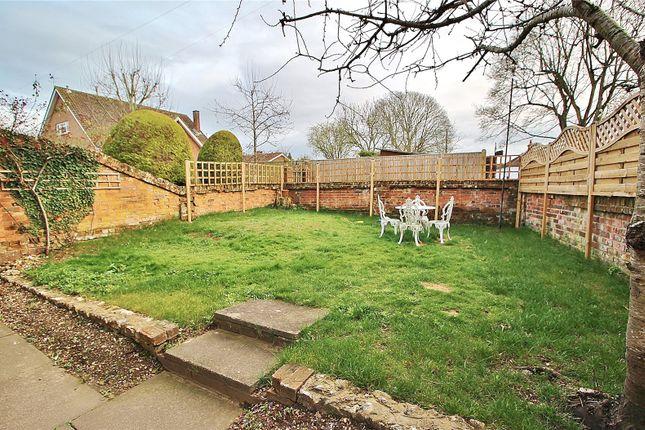 Garden of High Street, Findon Village, West Sussex BN14