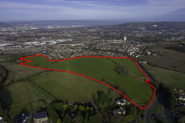 Thumbnail Commercial property for sale in Lands At Church Road/Ballygowan Road, Castlereagh, Belfast, County Antrim