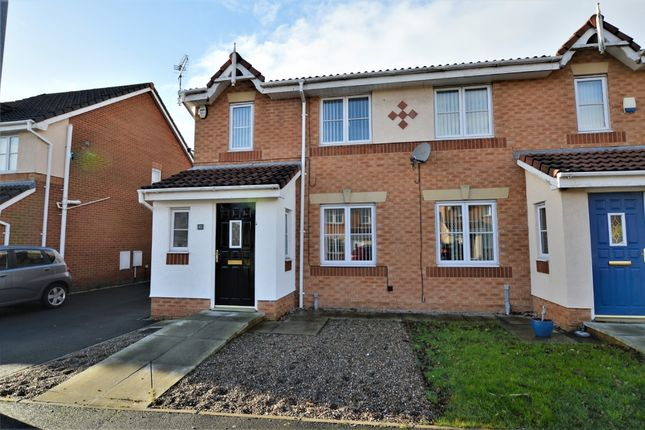 Thumbnail Semi-detached house for sale in Palmerston Drive, Hunts Cross, Liverpool