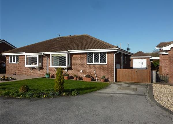 Thumbnail Semi-detached bungalow for sale in Billinghay Court, Cleethorpes
