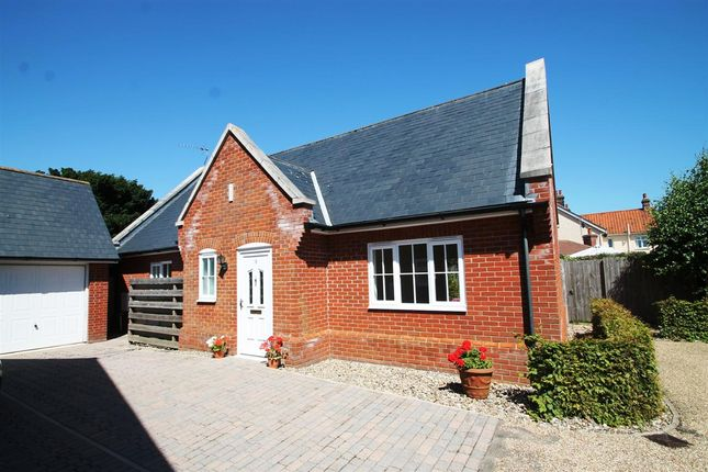 Thumbnail Bungalow for sale in Old Hall Close, Old Felixstowe, Felixstowe