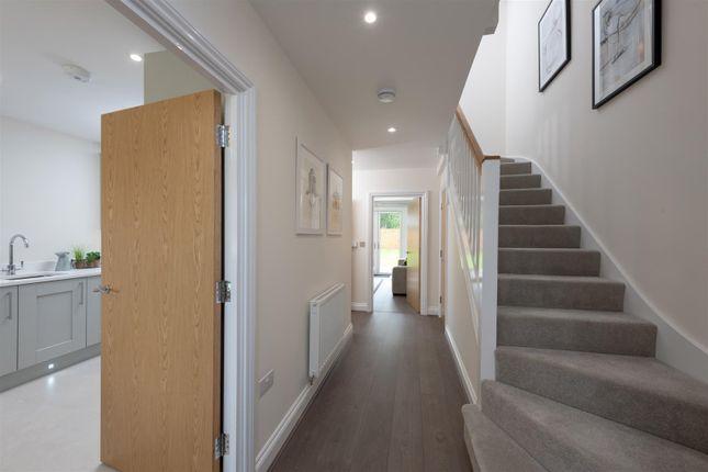Hallway of Compass Fields, Watford WD19