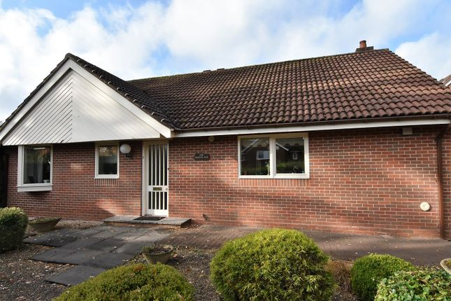 Thumbnail Detached bungalow for sale in Meadow Rise, Bournville, Birmingham