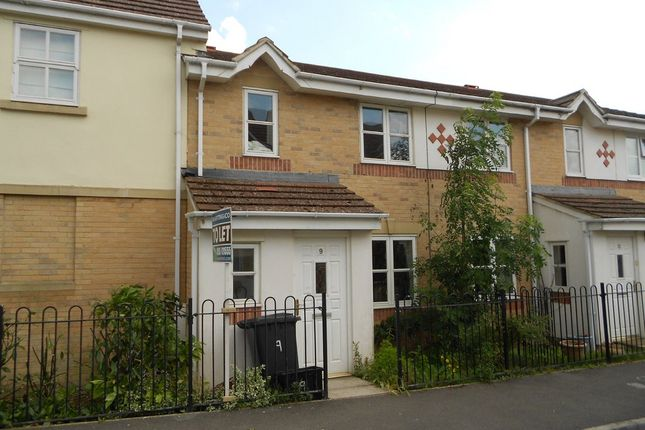 Thumbnail Terraced house to rent in Fosse Way, Yeovil