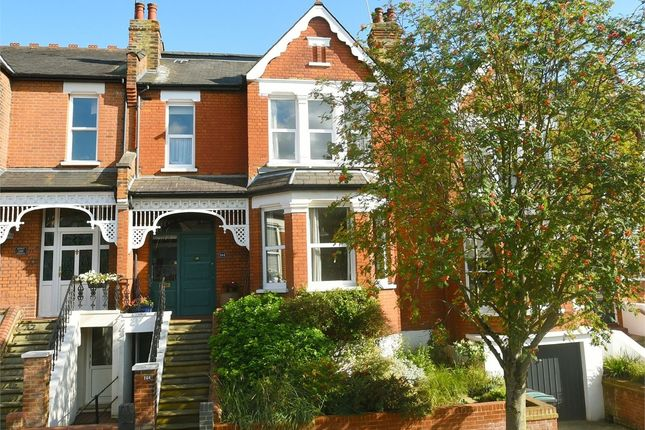 Thumbnail Terraced house for sale in Dukes Avenue, Muswell Hill, London