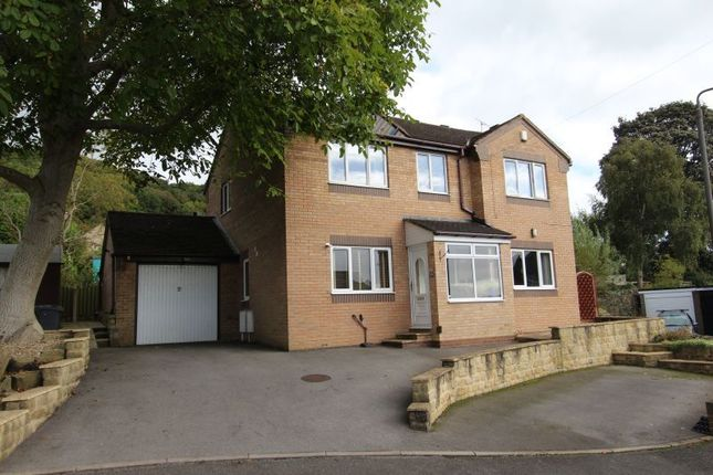 Thumbnail Detached house for sale in The Close, Matlock
